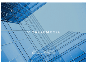 brochure retail bank assurance 2017 vitrinemedia vitrine lumineuse miniature