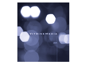 catalogue collection immobilier 2015 vitrinemedia afficheur lumineux vitrine eclairee