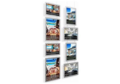 vm two cable vitrine led family page compatible