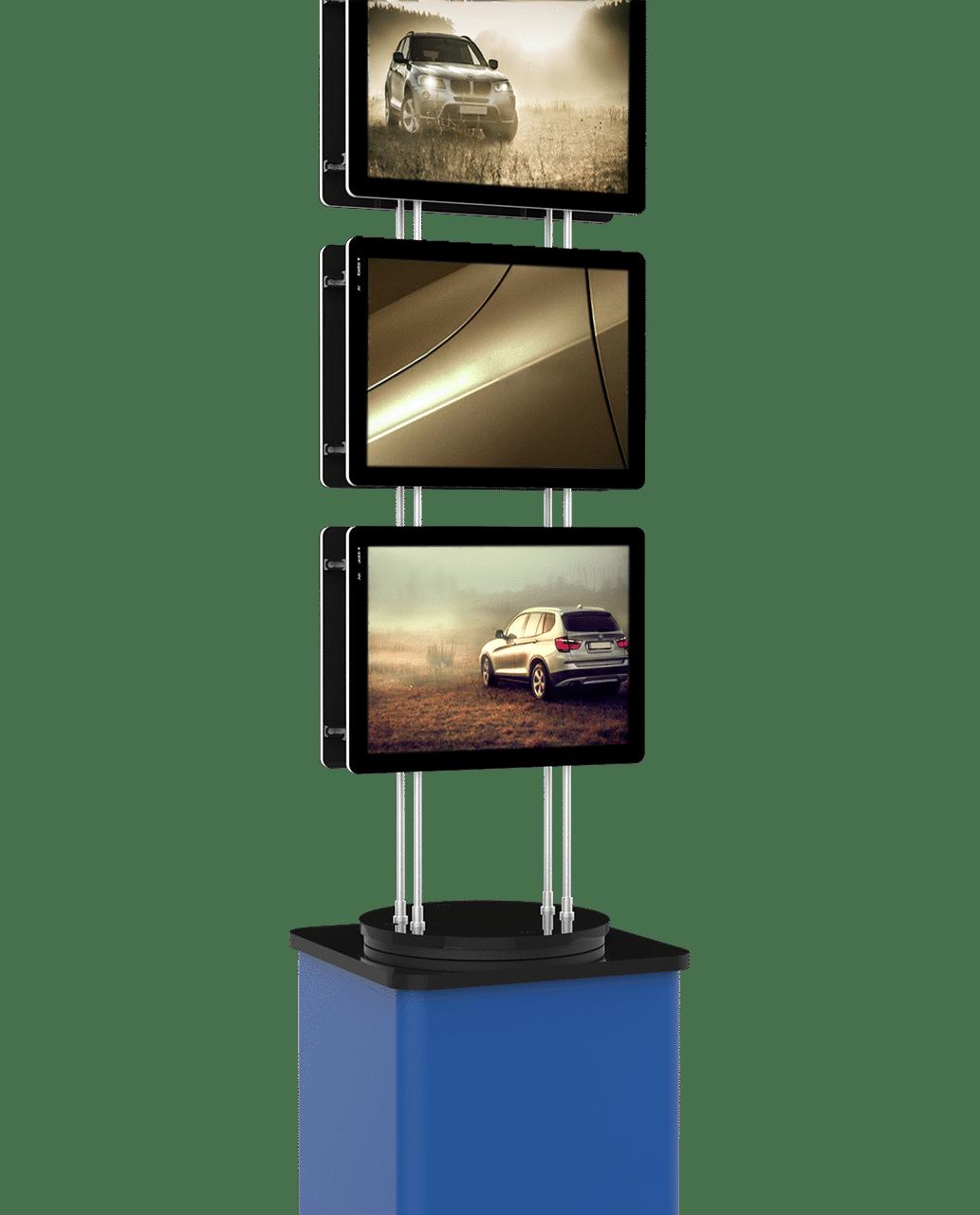 vm box vitrine dynamique affichage exterieur page produit