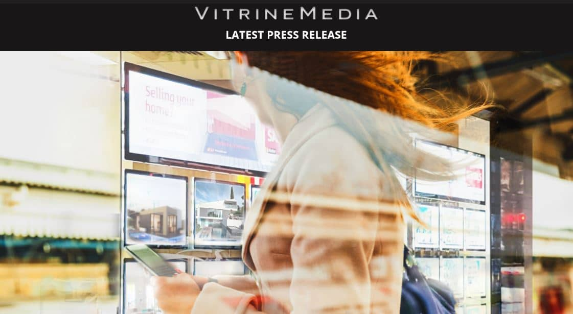 VitrineMedia Digital Led Display Press Release December 2017