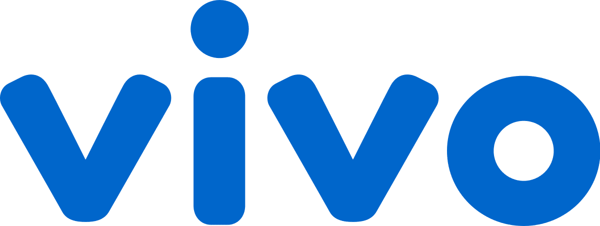 vivo brasil vitrinemedia illuminated display logo