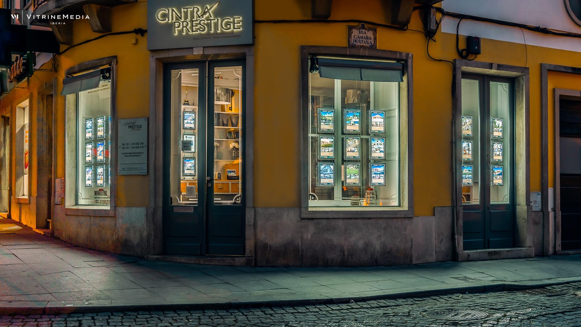 VitrineMedia Led Window Display Specialist