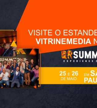 Em parceria com Guilherme Machado, VitrineMedia participa do QR Summit nos dias 25 e 26 de Maio