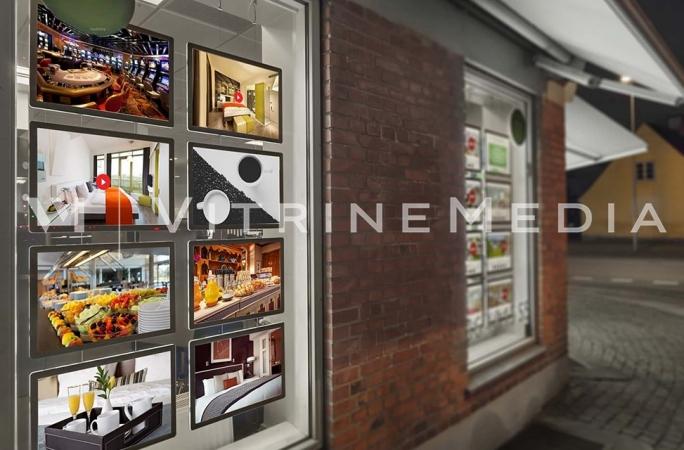 display-led-suspenso-vitrine-media-para-hotel