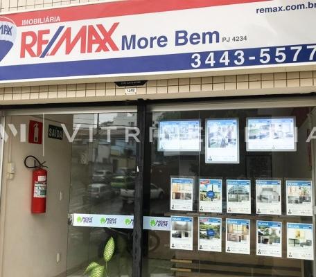 painel-de-led-imobiliaria-remax-vitrine-media-brasil