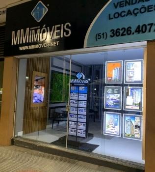 Painel de LED para vitrine imobiliária, impulsione suas vendas!