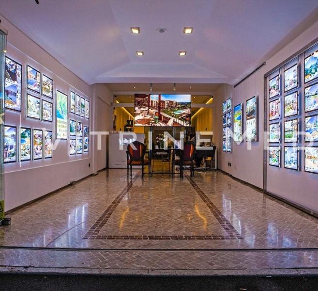 Painel LED Imobiliária – Imobiliária VAP