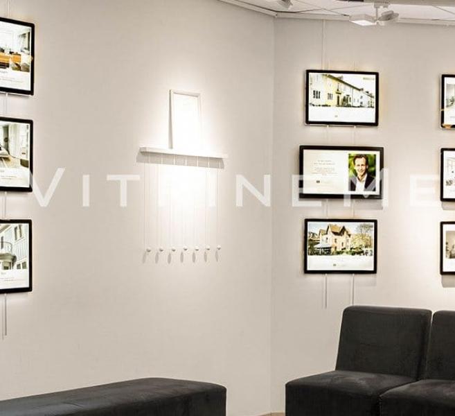 Painel Luminoso LED – Modelo VM TWO CLIP